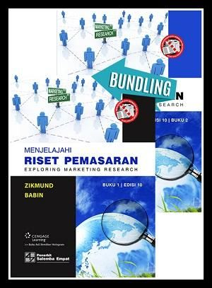 Menjelajahi Riset Pemasaran 1 dan 2 (ed.10)