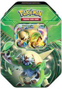 Pokemon XY 2014 Kalos Power Tin Chesn... (bestseller)
