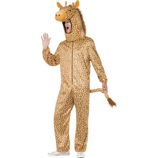 Giraffen pak verkleedkleding. Carnavalskleding 2016 #carnaval