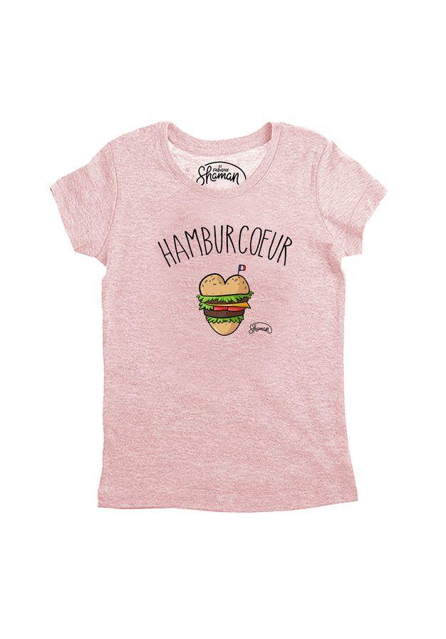 "T Shirt ""Hamburcoeur"""