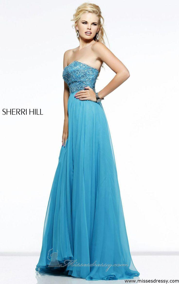 Sherri Hill 11075 by Sherri Hill   Sherri Hill Spring 2014 ...