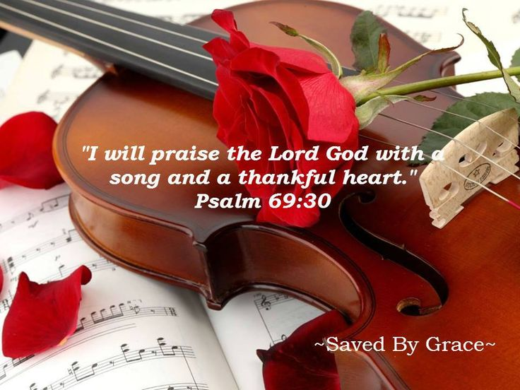 PSALM  69:30  I will praise the Lord God with song and a thankful heart.  ~~~~~ Good Morning Everyone,  May you have a beautiful & blessed day in the Father's Love !   Enjoy!
