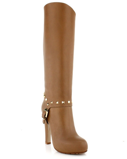 """Valentino Ruck Stud Boots - Olivia Pope, Scandal, Episode 211, """"A Criminal, a Whore, an Idiot and a Liar"""""""