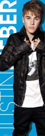 Justin Bieber Collar - plakat - 53x158 cm  Gdzie kupić? www.eplakaty.pl