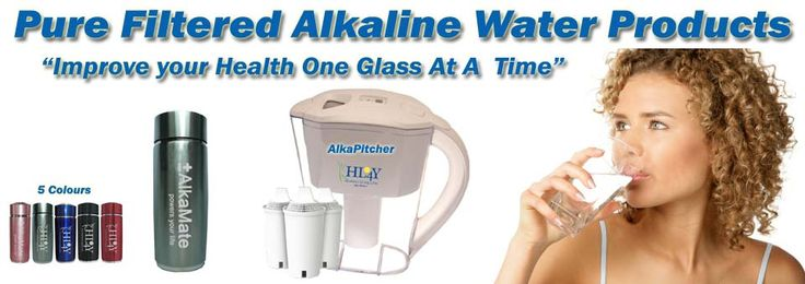 "The AlkaPitcher (3 Filters Included) is a great way to save money and is a much more affordable solution than buying an expensive electric alkaline water machine!  ""Enjoy Free Shipping in Canada & USA""  #drinkingwater  #waterfiltration  #alkalinewater"