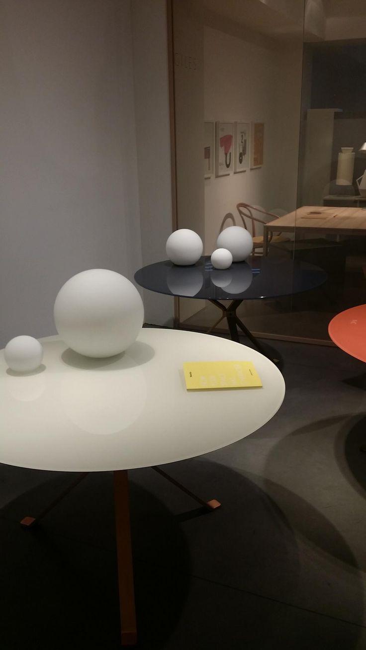 Manerba was in Castor Showroom #design #officedesign #milan #madeinmantova