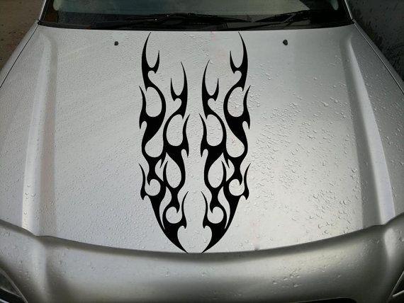 Best Auto Vinyl Ideas On Pinterest Car Window Decals Window - Magnetic car decals flames