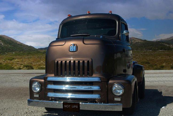 Edmonton Area Chevrolet Pickup Trucks For Sale Buy Used: 1954 International Harvester Coe Pickup Truck