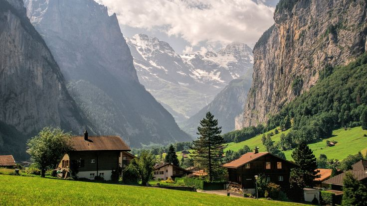 https://flic.kr/p/mjz1nU | Lauterbrunnen | Thanks so much to all for the faves and comments! Jungfrau Region, Switzerland