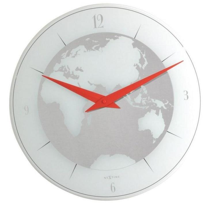 Zegar ścienny Atlas - DECORTIS.COM