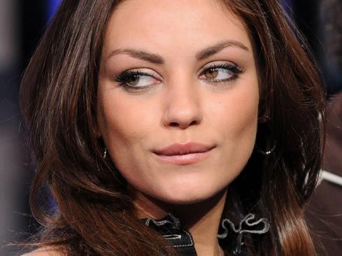 'Sexiest Woman' Turns Ugly: Mila Kunis Slams Christians, Republicans.  Horribly ugly on the inside.    I'll help her to pack to go elsewhere.  BOYCOTT her and sponsors.