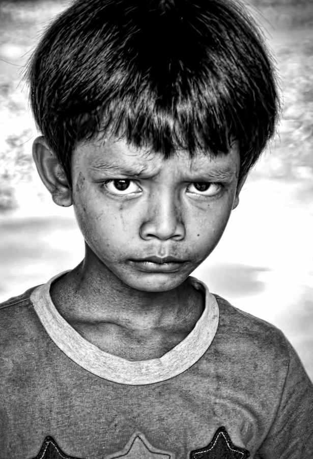 Photograph Angry Kid B by Eric Edouard Amilhat on 500px | {{>.