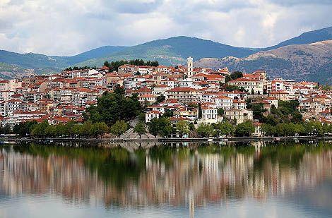 Kastoria, Macedonia Hellas