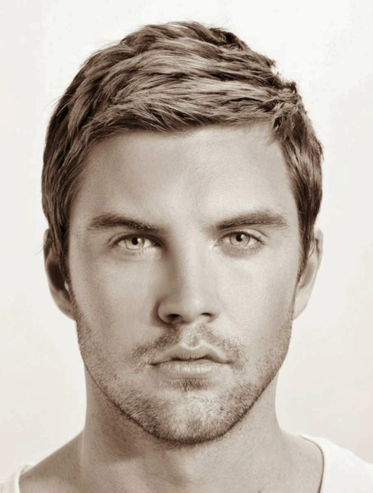 Short Hairstyles For Guys Interesting 21 Best Male Hairstyle Images On Pinterest  Men Hair Styles Men's