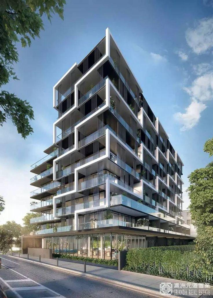 """一个新的标志性天台俱乐部建筑""""MERIDIAN 美典公寓"""",澳洲元道置业微信公众号文章 - 澳微帮"""
