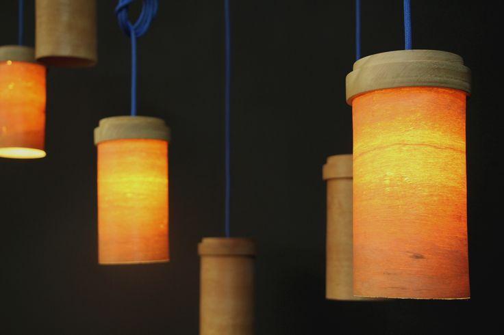 Arturo ceiling lamps  by NUEVE design studio - http://www.nuevedesignstudio.com