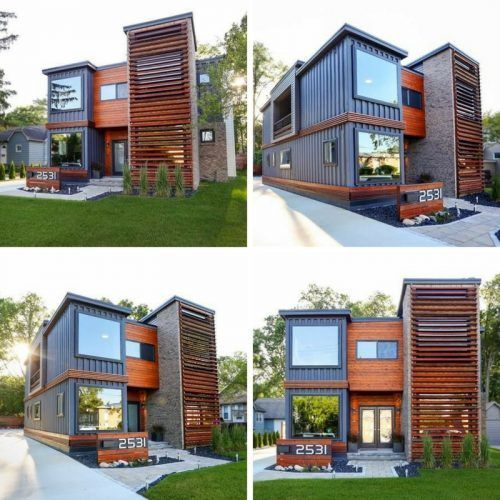 Container Homes Design Ideas