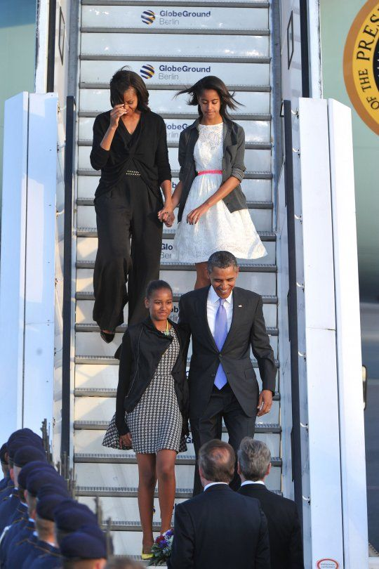 Happy Birthday, Malia Obama! 15 Of The First Daughter's Best Looks (PHOTOS)   Global Grind