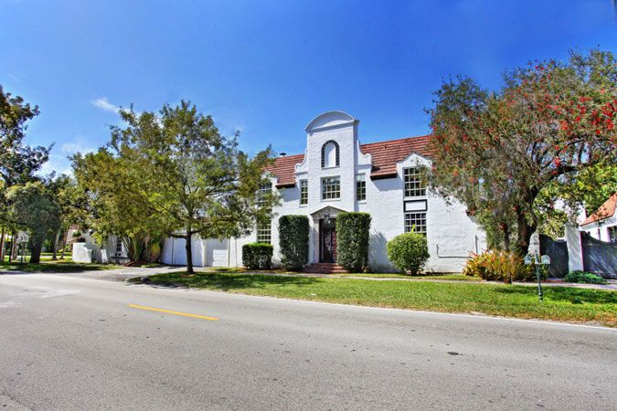 Coral Gables Home for Sale at 6710 S Le Jeune Road ...