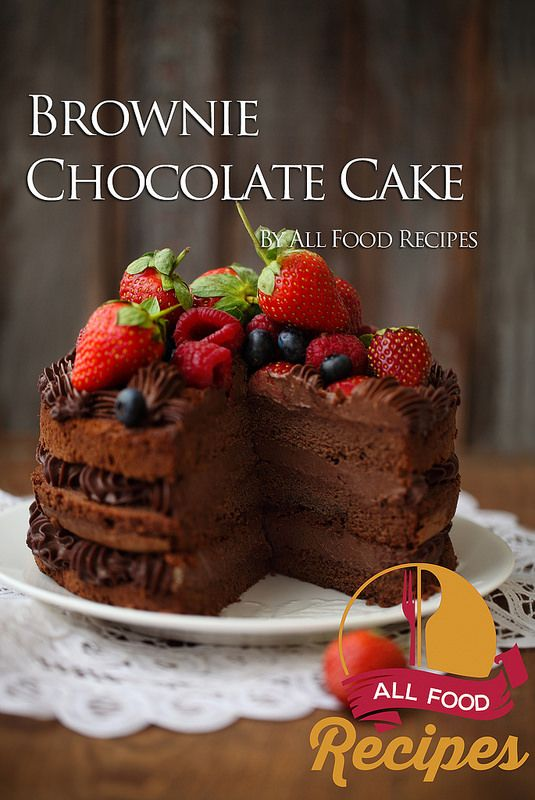 Quick and easy brownie cake recipe