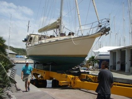 50 ft sailboat trailer - Google Search