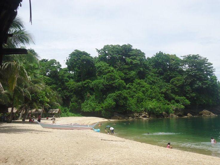 Aplaya Munti at Puerto Galera, Oriental Mindoro