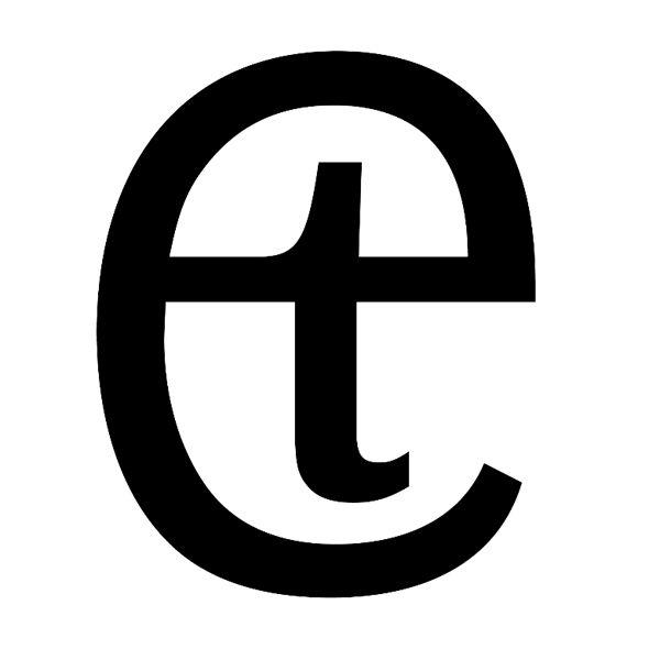 Das Et-Zeichen (&) Das Et-Zeichen, auch Kaufmanns-Und und im Englischen Ampersand genannt, ist eine »besonders innige Buchstabenverschmelzung« (Tschichold) der Buchstaben e und t (lateinisch et = »und«). Als Frühform taucht es erstmals 79 n. Chr. auf und kann als ein Liebling der Schriftgestalter angesehen werden.