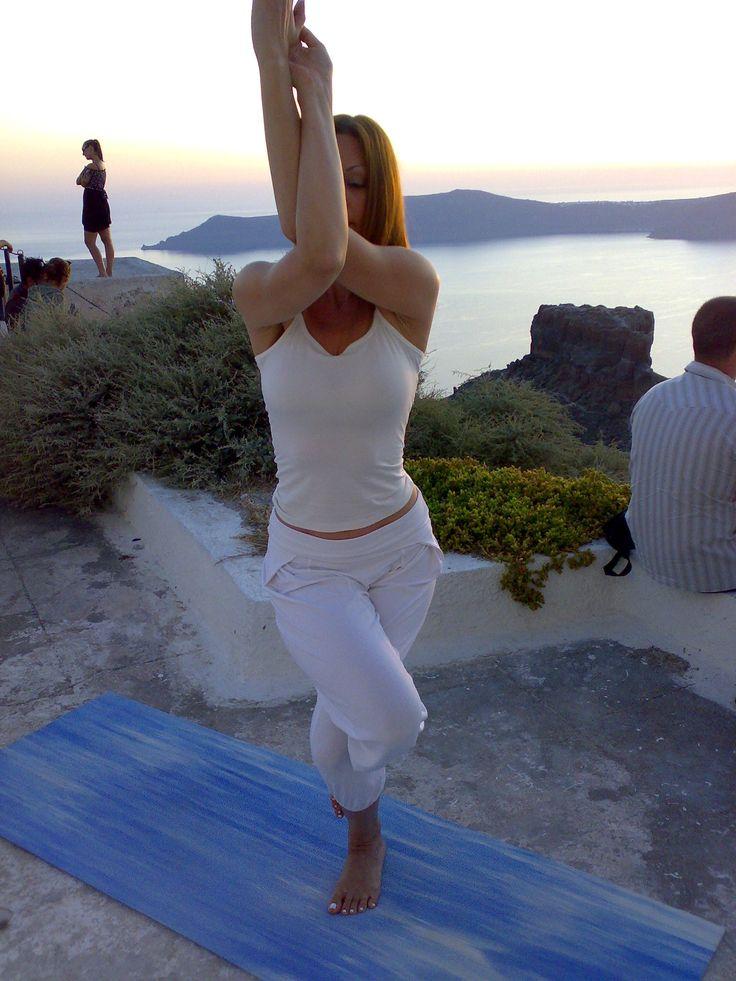Santorini Lilium Zen Spa Wellness program