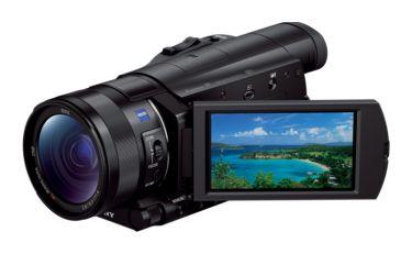Видеокамера Sony FDR-AX100E фото 3