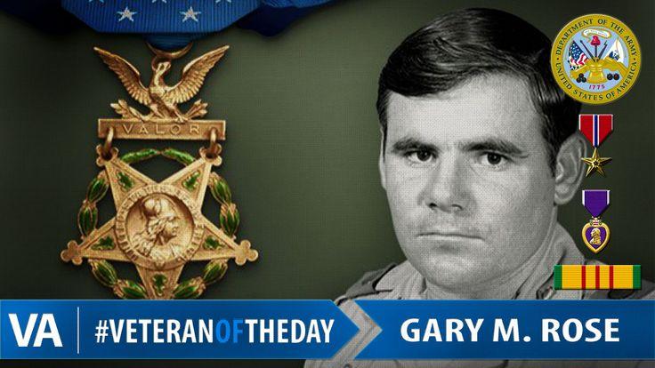 #VeteranOfTheDay Gary Michael Rose