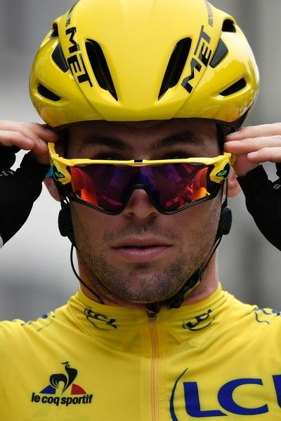 Mark Cavendish start stage 2 Tour de France 2016 AFP / jeff pachoud