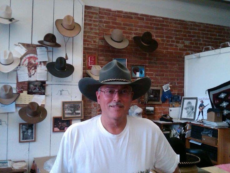Montana Peaks custom cowboy hat