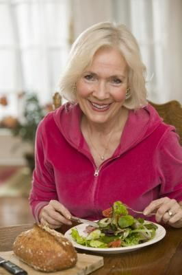 Calorie and diet needs change for women over age 50. Your health, fitness and weight rely on an adequate calorie intake for support. However, getting too many calories might lead to weight gain because your metabolism slows as you age. Making healthy lifestyle choices may slow age-related body changes and protect your overall health.