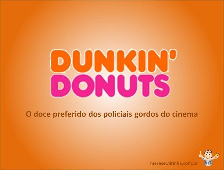 slogan Dunkin Donuts
