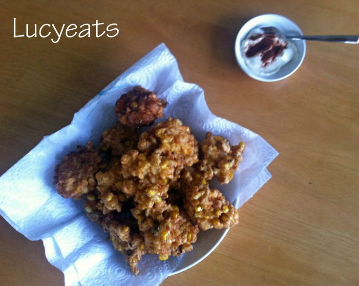 Prawn and Corn Nuggets - perfect for snack time