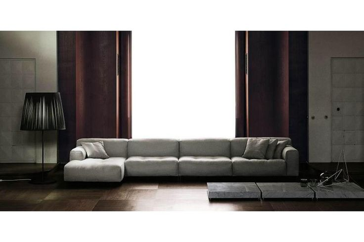 Softwall Sofa by Piero Lissoni for Living Divani | Space Furniture