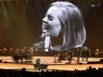 Adele announces two Wembley gigs to end tour