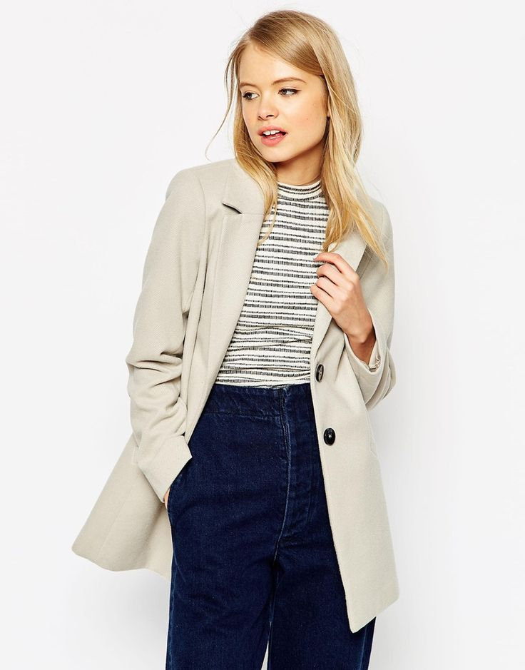 ASOS Ultimate Slim Coat