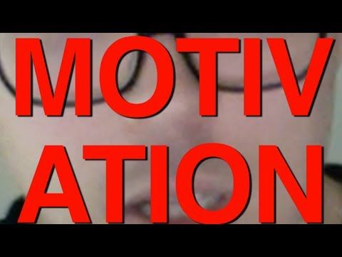[Video] Motivation and Staying Motivated (Serious Video) --Anthony Fantano from the needle drop