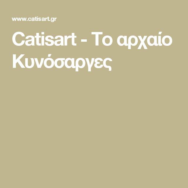 Catisart - Το αρχαίο Κυνόσαργες