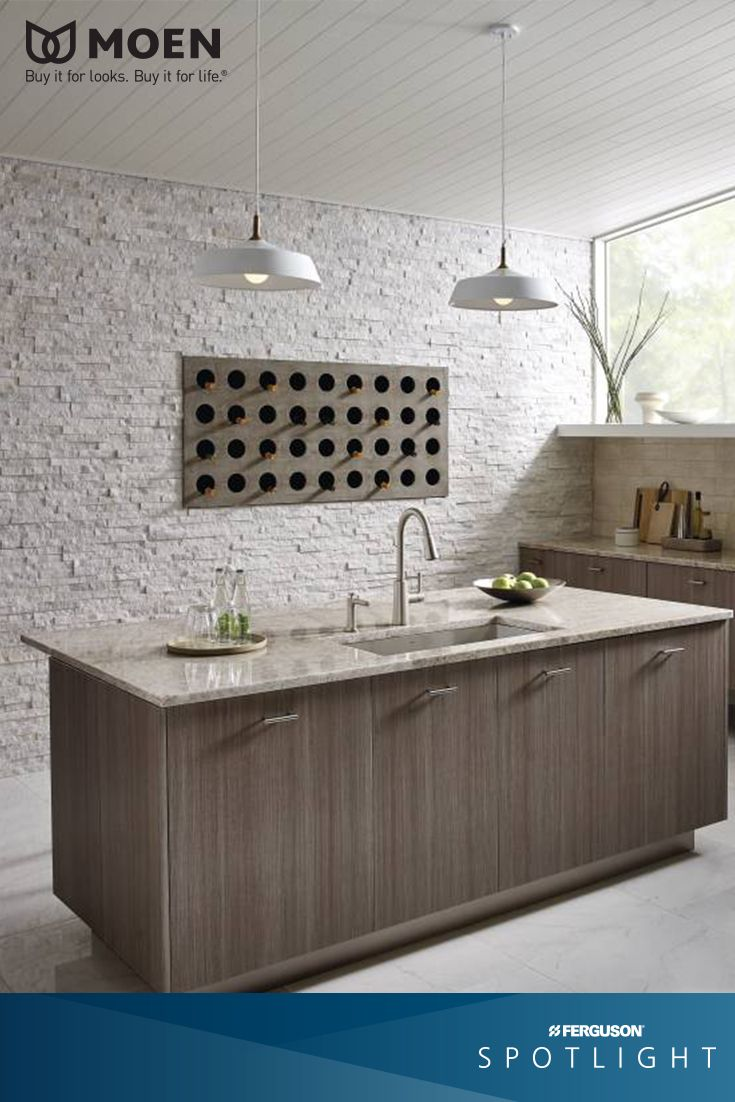 99 best kitchen faucets images on pinterest kitchen faucets the moen riley changes the way you think about kitchen faucets with its power