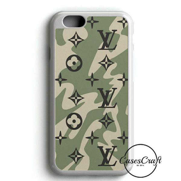 Louis Vuitton Camo Pattern iPhone 6/6S Case | casescraft