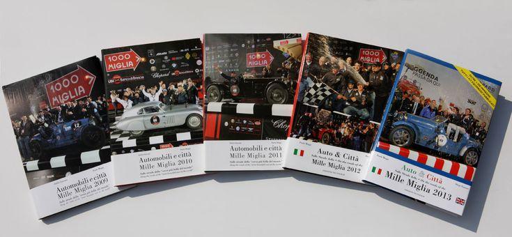 Una proposta editoriale sulla sempre affascinante Mille Miglia a un prezzo particolare, riservata esclusivamente ai visitatori di www.contagiriblog.com