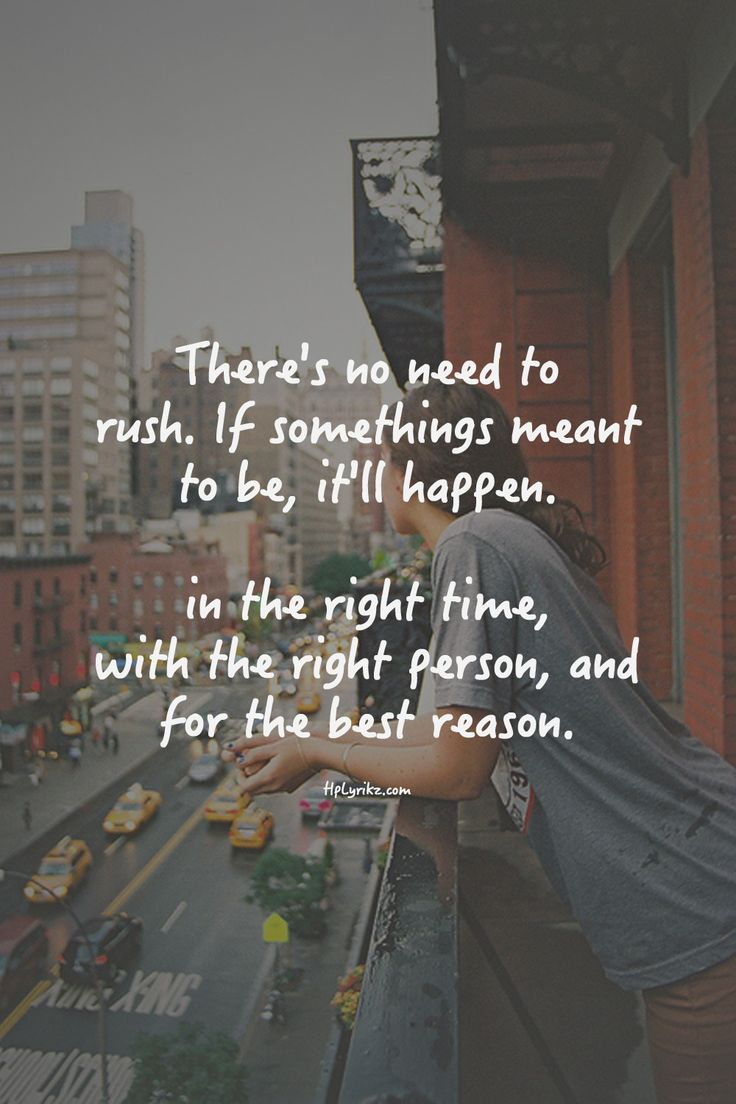 <3 Yes it will all happen on God's timing! He knows when it should happen more than anyone else!!