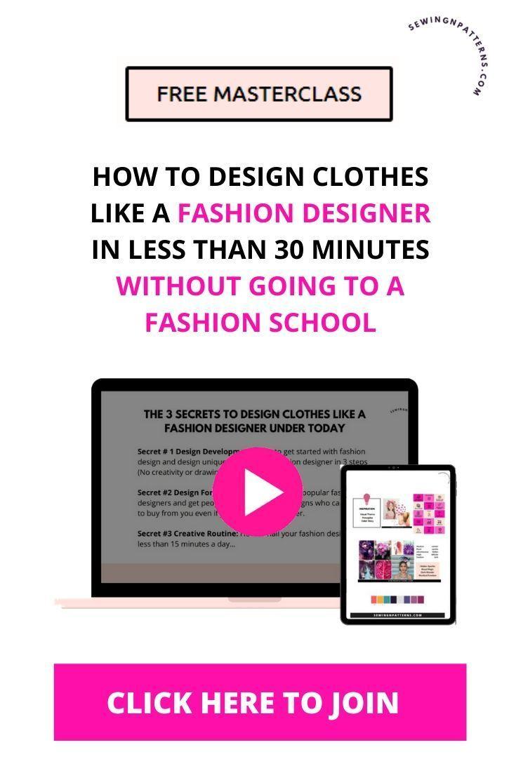 Fashion Design Masterclass Sewingnpatterns Fashion Illustrations Techniques Fashion Design Fashion Design Collection