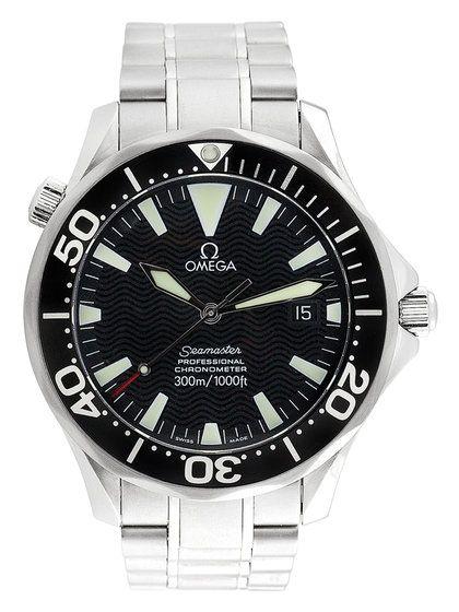 Omega Seamaster Professional Chronometer Quartz Watch by Omega at Gilt