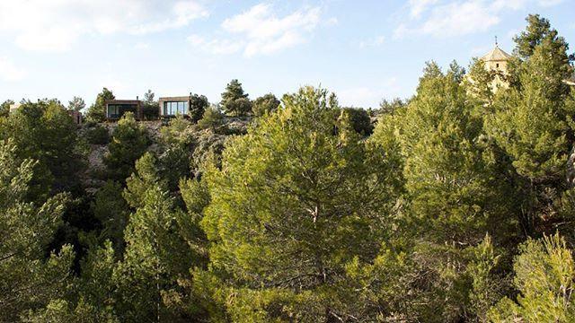 Enjoy the silence  #hotel #hotelviews #travel #viaje #viatge #vouyage #reise #travelling #instatravel #Spain #España #Matarranya #photos #traveling #traveler #trip #Travelgram #instagood #hotelrural #nature_perfection #ignature #instanature #landscape #mountain #hoteldiferente #hotelboutique #nowhere  Pic  by @pablo.moran