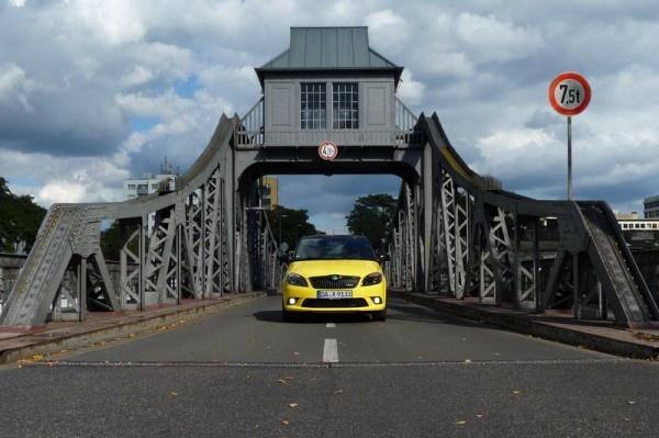 Škoda Fabia RS im Fahrbericht
