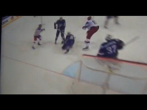 россия сша хоккей видео голов