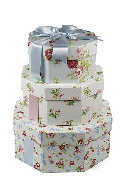 Hat Boxes,this would look so pretty under the tree